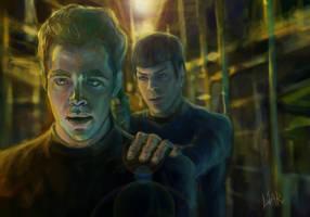Star Trek. Hands Up! by MisterLIAR