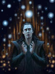 Loki. Saying Goodbye. by MisterLIAR