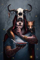 Teen wolf: Propane Nightmare by MisterLIAR