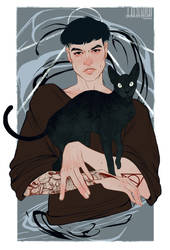 Credence And Obscurus by MisterLIAR