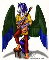 Hendrix by TephraLynn