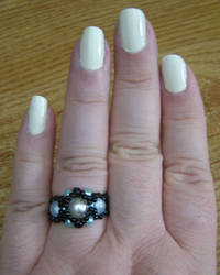 Bead Ring 1 by TephraLynn