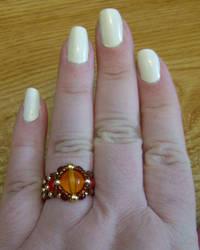 Bead Ring 3 by TephraLynn