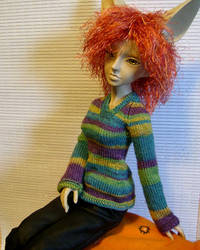 Talar's Sweater by TephraLynn