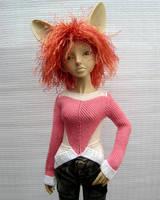Mini Mockingjay Sweater by TephraLynn