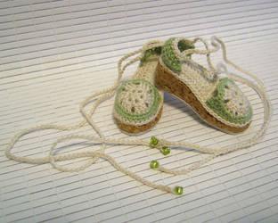Shri's Summer Shoes by TephraLynn