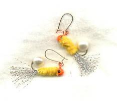 Lure Earrings by TephraLynn