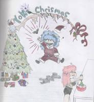 Yoki Christmas by flyingkoi