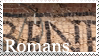Roman Civilization Stamp by ChuutayuntiFutsuhime