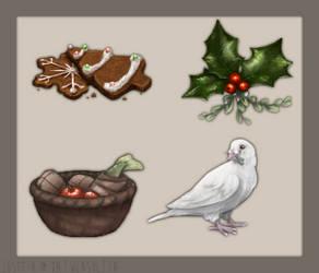 Tsula Tribe Holiday Items by Justt-K
