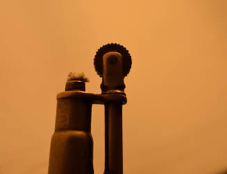 Bullet lighter  by carlosthebadman