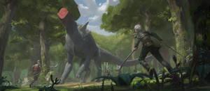 The Hunt by Jordy-Knoop