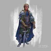 RPG Class day 09: Royalty. by Jordy-Knoop
