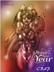 Happy 2019! by Ogen1o