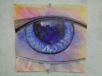 Eye of God by Plutonicorn