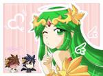 Cute Goddess by SandraGH