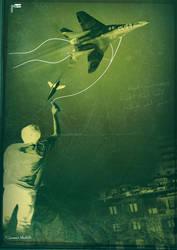 War Kite by sameer-kH