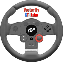 Logitech Driving Force GT [DFGT] - Vector by GT4tube