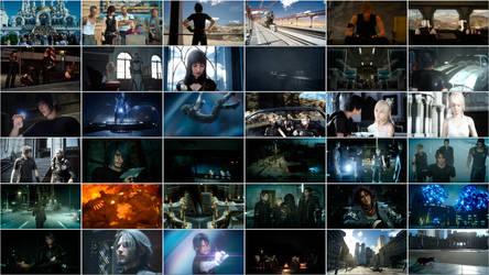 Final Fantasy XV 2016 - Part 2/2 by GT4tube