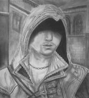 Ezio Auditore da Firenze by Ninja-Jaiden