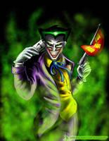 BTAS The Joker by GreenRaptor15