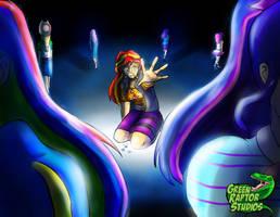 Forgotten Friendship by GreenRaptor15