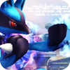 IC: Lucario by EerieBean