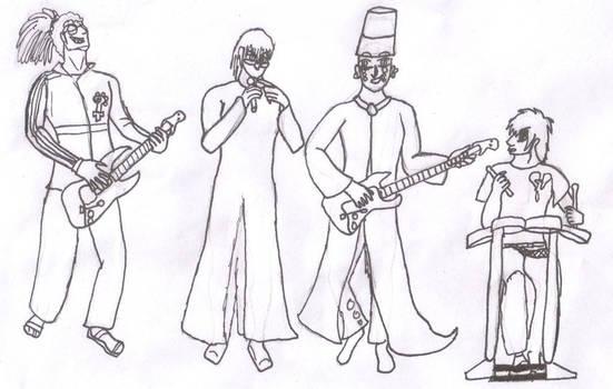 God Band by KivaShirogane