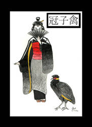 Guinea Geisha by EnigmaticEmpress