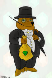 Rich Moneybags by Macarou
