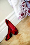 Bridal Shoes by carriebaugh