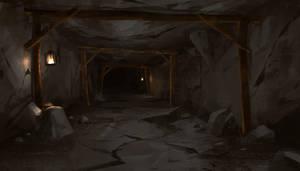 Cave by JoakimOlofsson