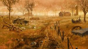 Farmland by JoakimOlofsson