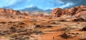 Sandstorm by JoakimOlofsson