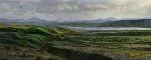 Green Hills by JoakimOlofsson