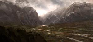Landscape by JoakimOlofsson