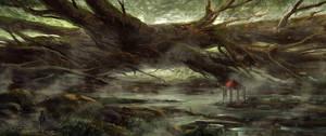 Forest by JoakimOlofsson