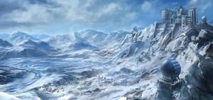 North Pole by JoakimOlofsson