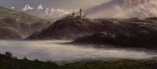 Castle by JoakimOlofsson