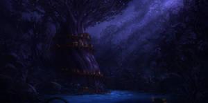 Purple Haze by JoakimOlofsson