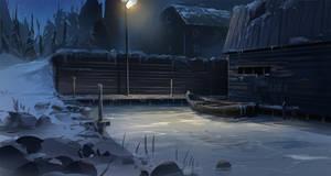 Frozen by JoakimOlofsson