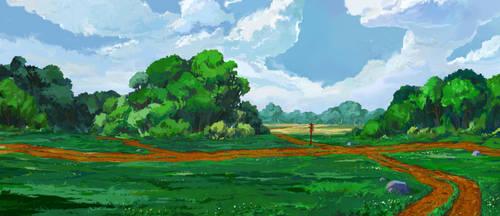 Crossroads by JoakimOlofsson