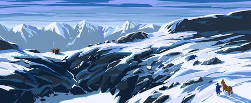 Mount Hagen by JoakimOlofsson