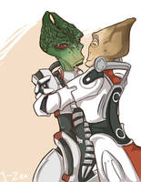 hugs by I-Zet