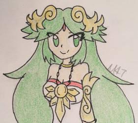 Goddess by M-D-47