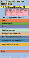 Nuzlocke Comics Guide: Characterization part 1 by OddPenguin