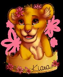 Princess Kiana by ShungiLion