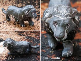 Kanu Sukutu Figure by ShungiLion