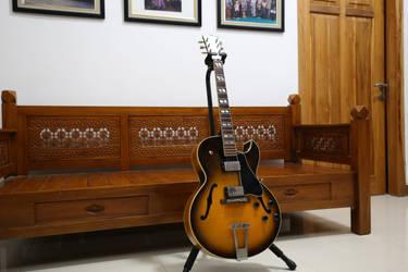 Gibson ES175 by Djangoligist