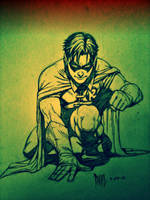 Robin: Dick Grayson by DanielDahl